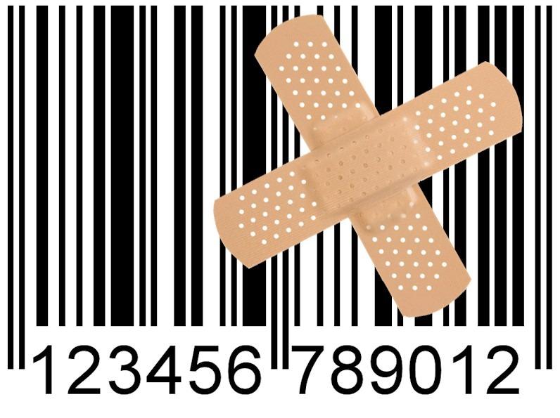 Conseils pour appliquer des étiquettes de codes à barres
