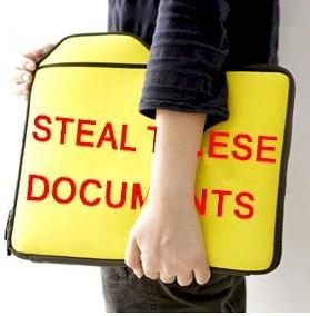 Mencuri Dokumen-Dokumen Ini