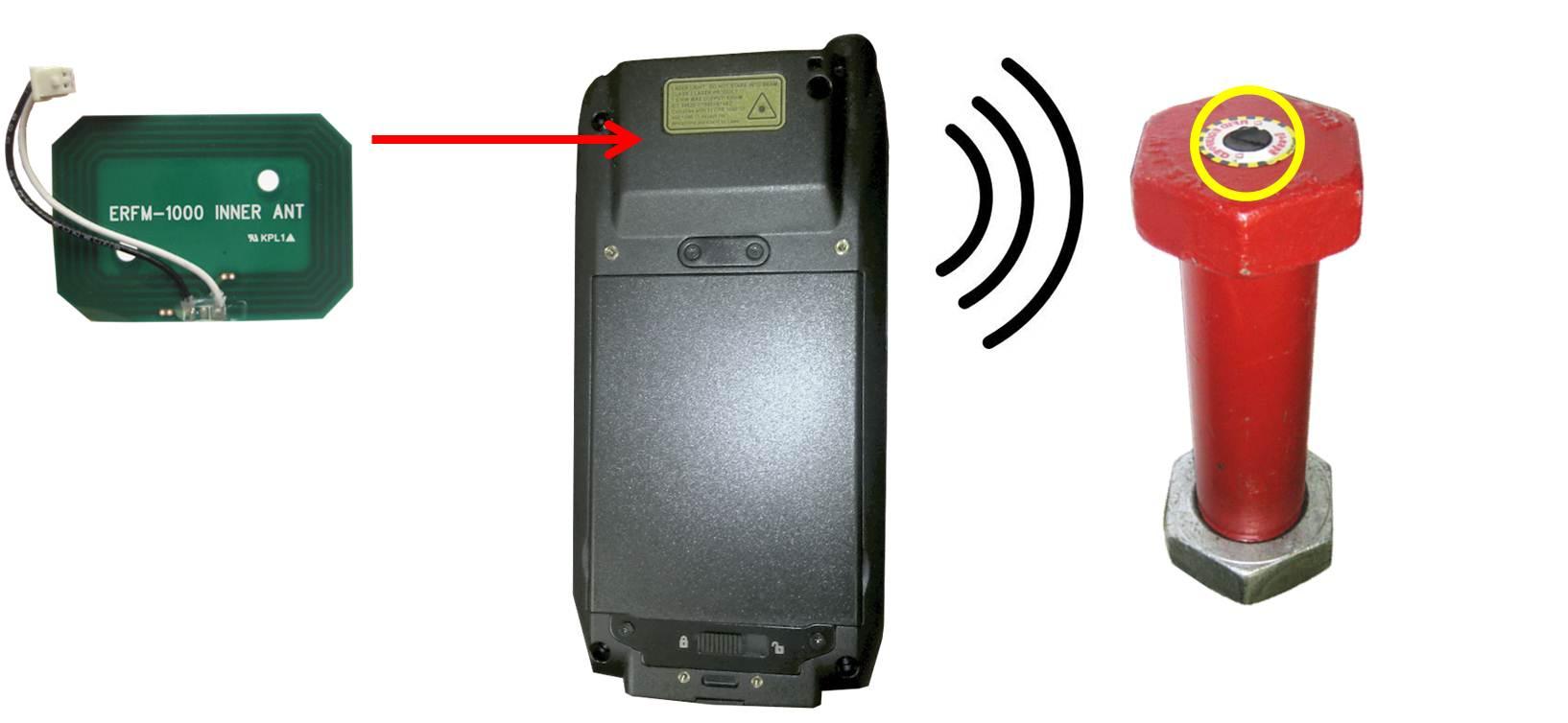 Klein rug antenna