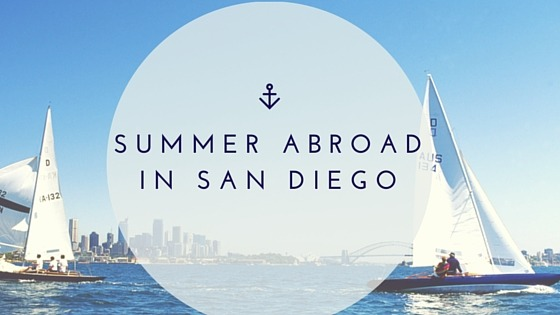 Summer Abroad in San Diego