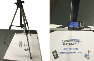 Tripod and Camera Setup