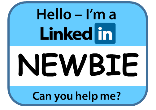 LinkedIn Neuling