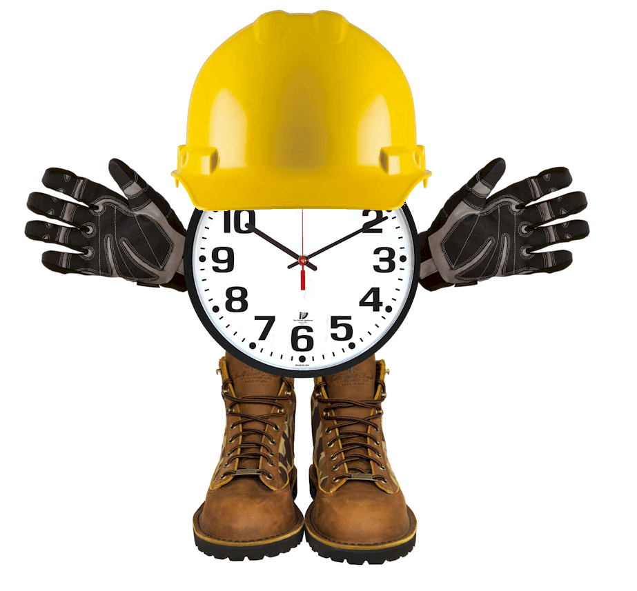 Melacak Waktu Konstruksi
