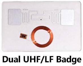 Carte UHF