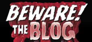 블로그 조심해.