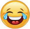 웃는 이모티콘