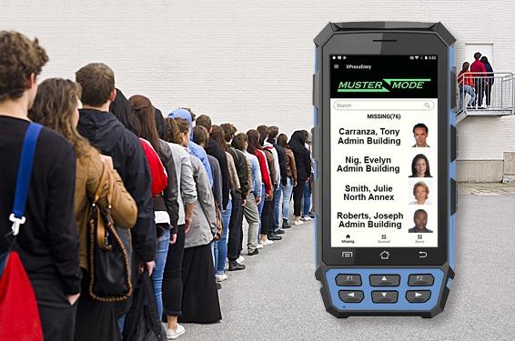 Seguridad móvil y evacuaciones de emergencia