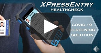 XPressEntry HealthCheck Video