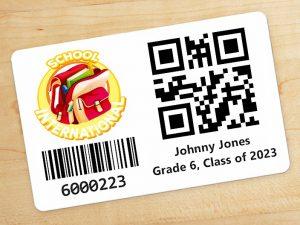 نموذج لبطاقة فحص صحة الطالب